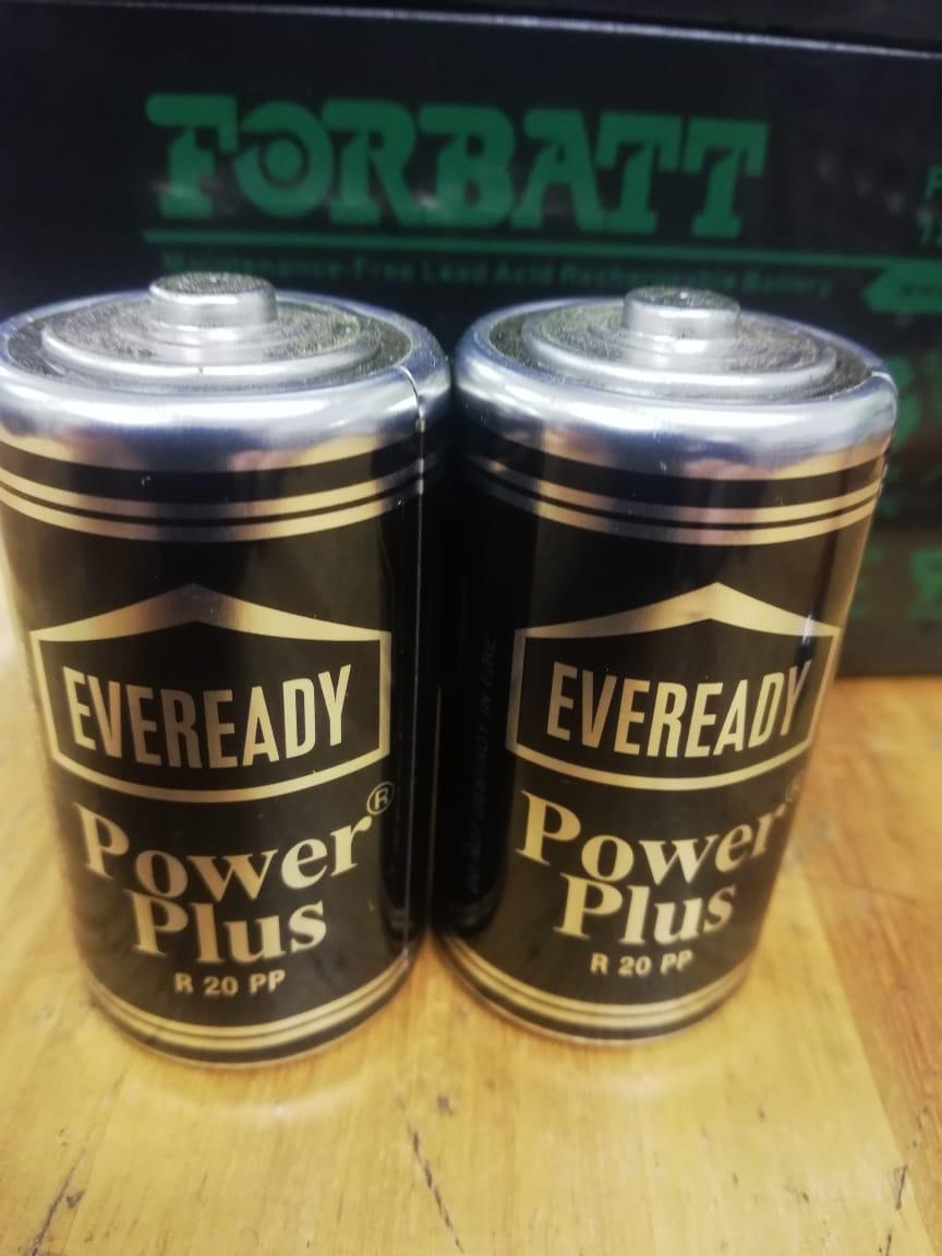 Eveready R20PP