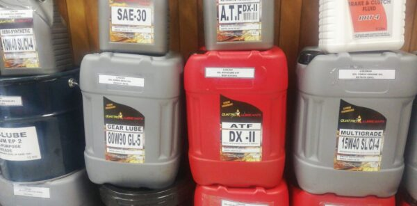 Wide Range of Oils and Lubricants